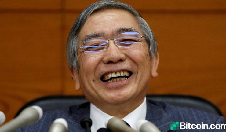 bojs kuroda criticizes bitcoin central bank governor says trading is barley used for settlement 768x432 1