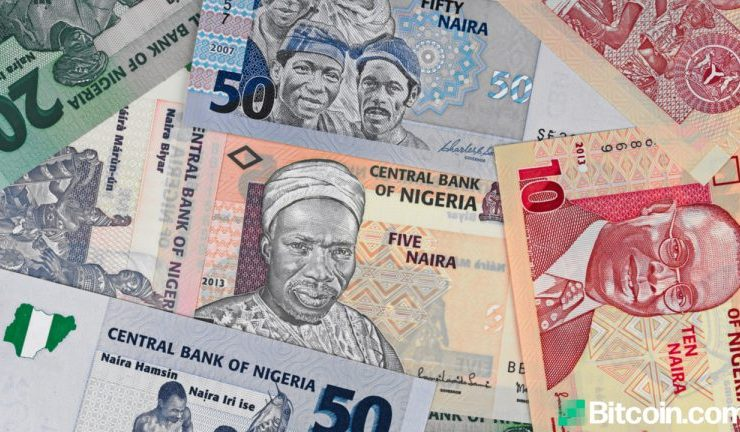 nigerias naira loses ground on forex black market just a few days after devaluation 768x432 1