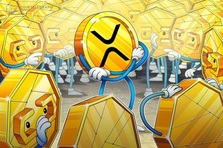 148064 xrp price skyrockets by 17 as double bottom chart pattern takes shape