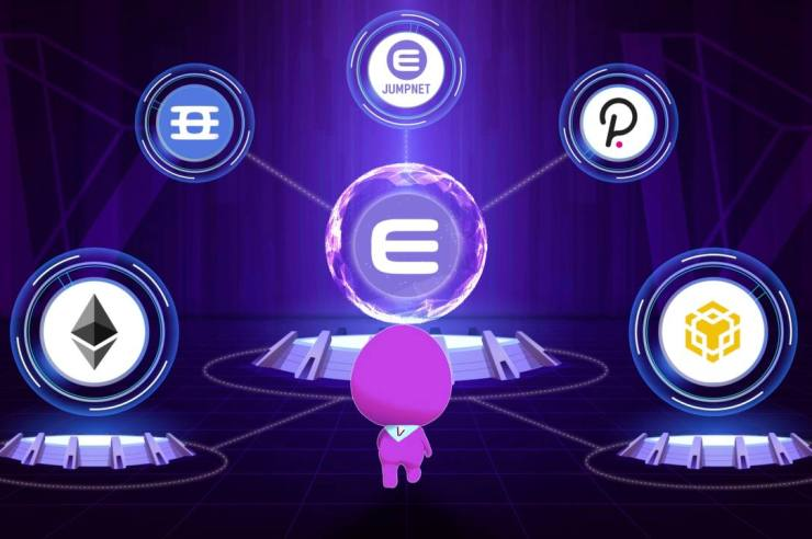 dvision network bringing a new nft experience on enjin blockchain network