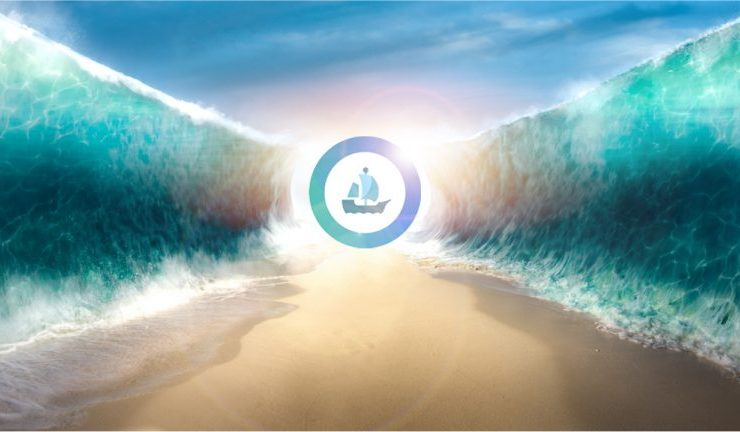 nft marketplace opensea raises 100 million firm becomes a blockchain unicorn 768x432 1