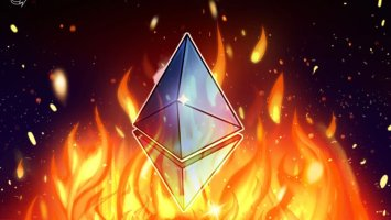 148835 ethereum network burns 395k eth per hour after london upgrade