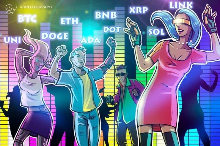 149351 price analysis 8 11 btc eth bnb ada xrp doge dot uni link sol