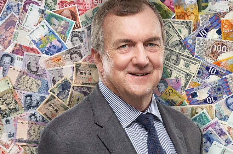 barrick gold ceo says no one believes in fiat currencies any more