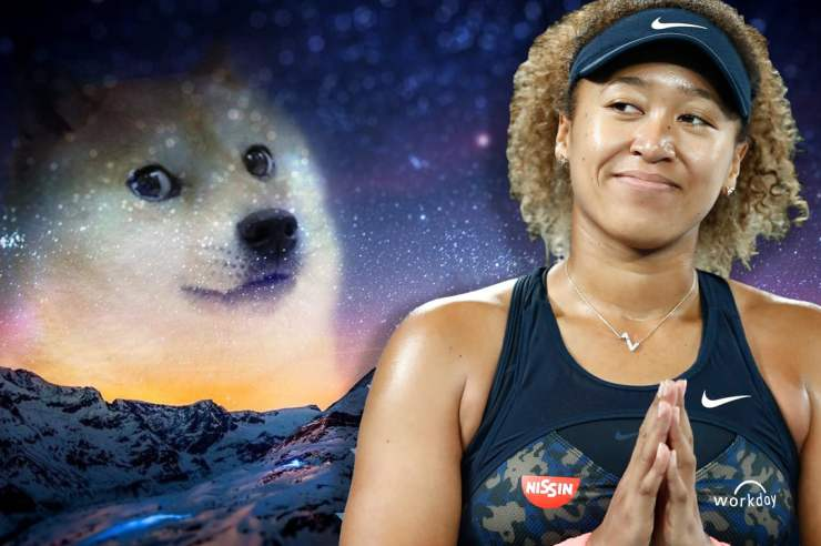 naomi osaka reveals new nft dogecoin sparks tennis stars interest in cryptocurrencies