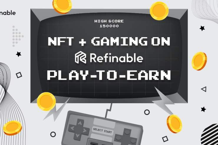 refinable launches gaming initiative to support nft and play to earn movement