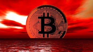 crypto market values nosedive amid global market meltdown widening default risks