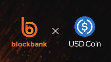 earn by holding usdcoin in v2 of the blockbank application