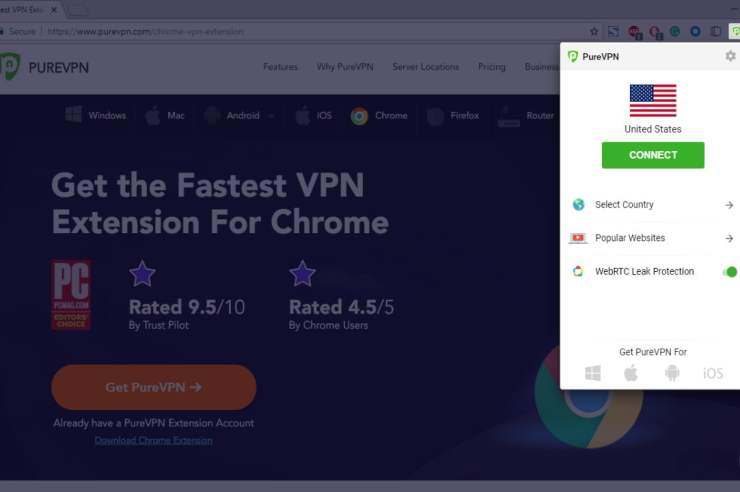 purevpn can help crypto users stay secure and access international