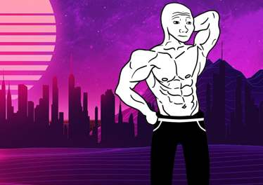 the feels guy gets blockchained rare wojak nft project to launch 4000 randomly generated wojaks