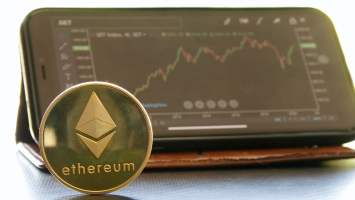 ethereum jumps 21 higher this week second largest crypto market nears all time high