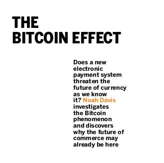 Bitcoin v médiách čoraz častejšie