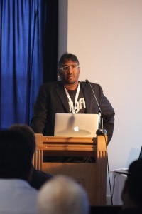 Vinny Lingham - Bitcoin Africa conference 2015
