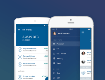 mobile phone bitcoin app