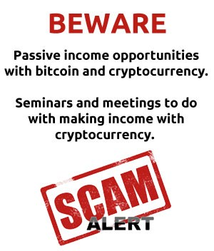 cryptocurrency scams South Africa
