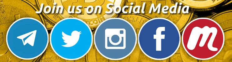 Cryptocureency South Africa social media