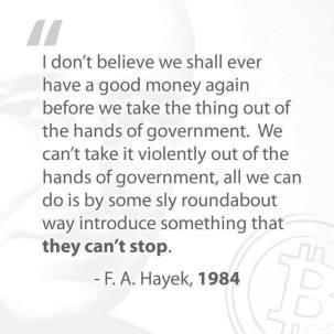 Hayek 1984