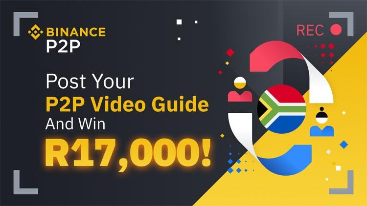Binance P2P Video Competition