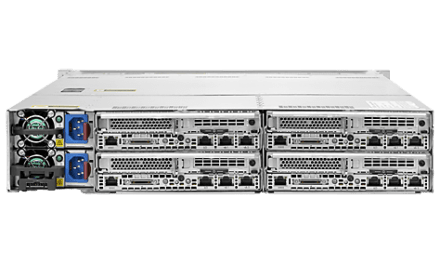 Hyper-convergence with HP Proliant SL2500 and VMware VSAN