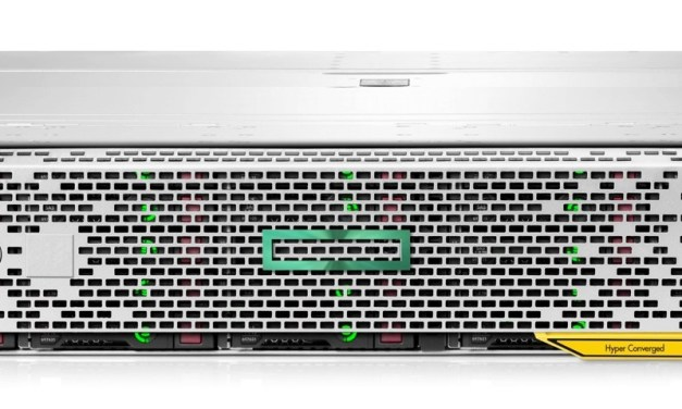 More flexibility with the new HPE Hyper Converged HC250