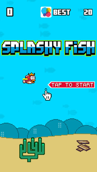 splashy fish god why