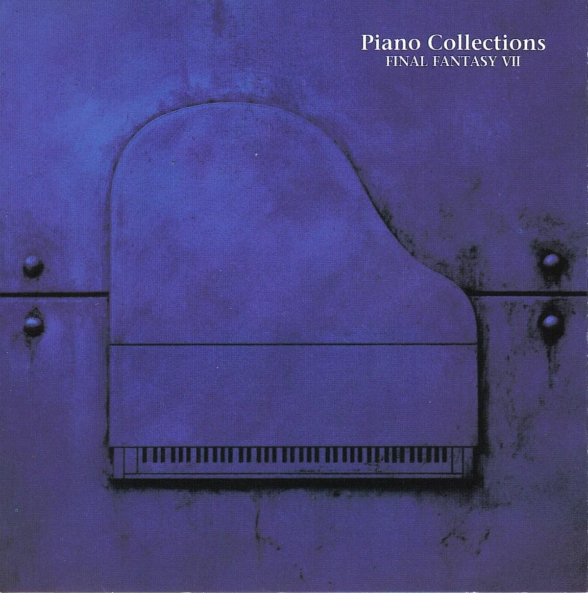 FF7 Piano Cover