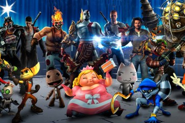 Playstation All Stars Battle Royale