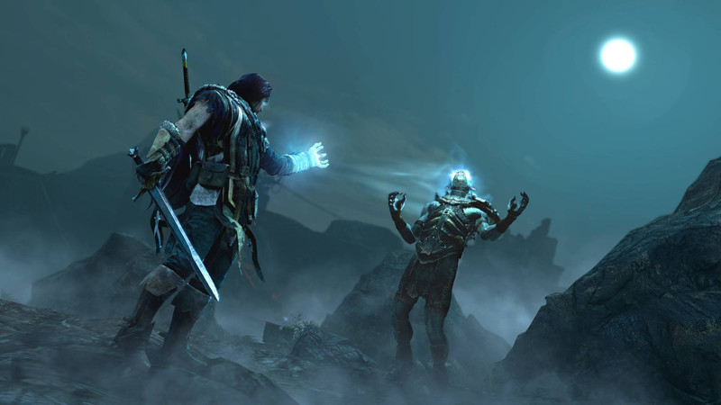 Shadow of Mordor Control