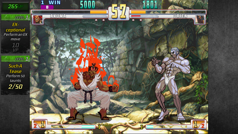 Street Fighter III The New Generation Akuma