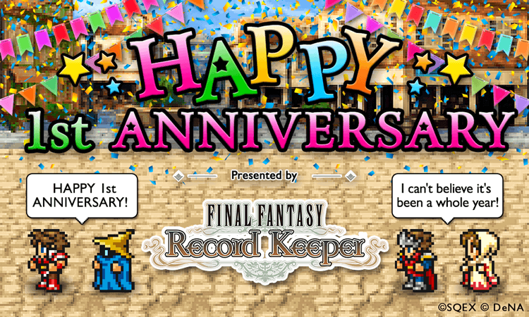 record keeper anniversary