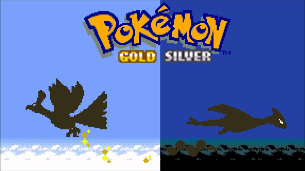 8 pokemon gold silver