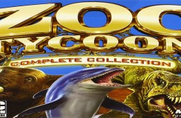 zoo tycoon complete collection cover