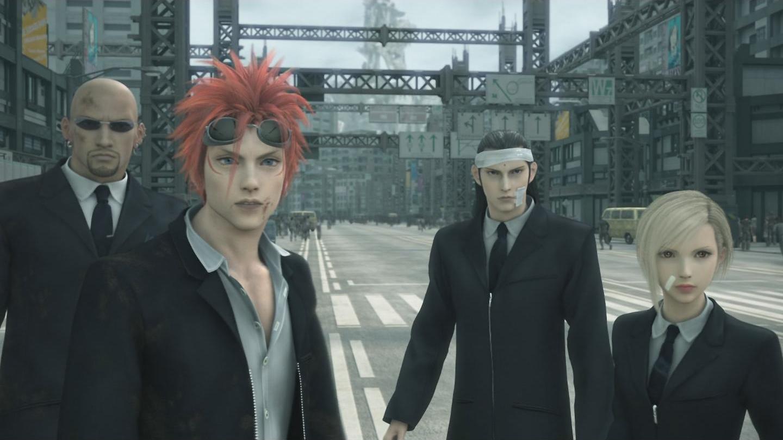 Re Imagining Final Fantasy VII