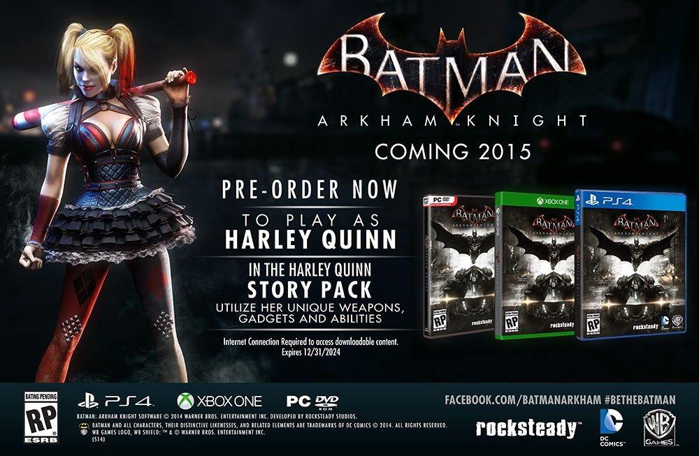 Batman-Arkham-Knight-Harley-Quinn