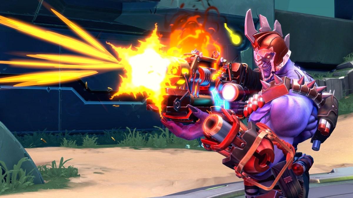 Battleborn Foxtrot