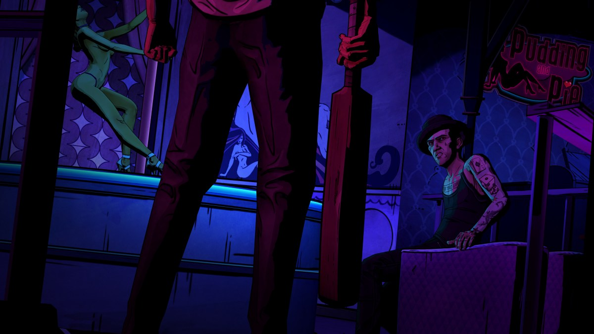 The Wolf Among Us Episode 2 Review Image 5