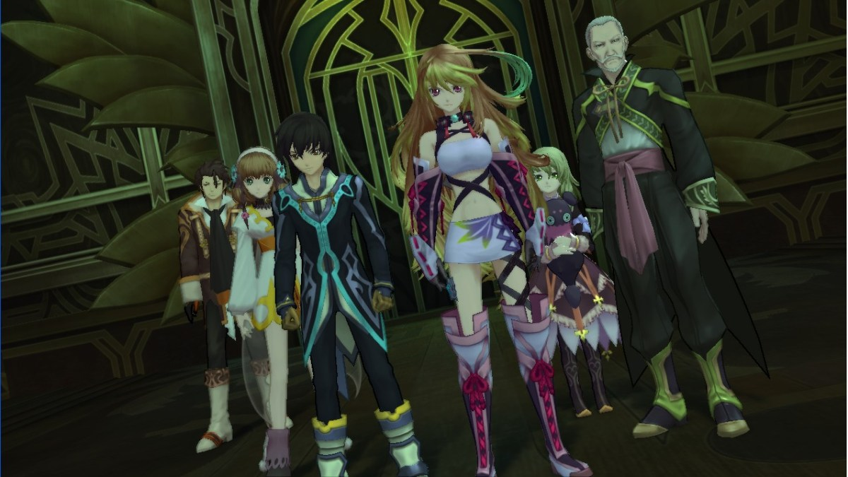 Xillia party