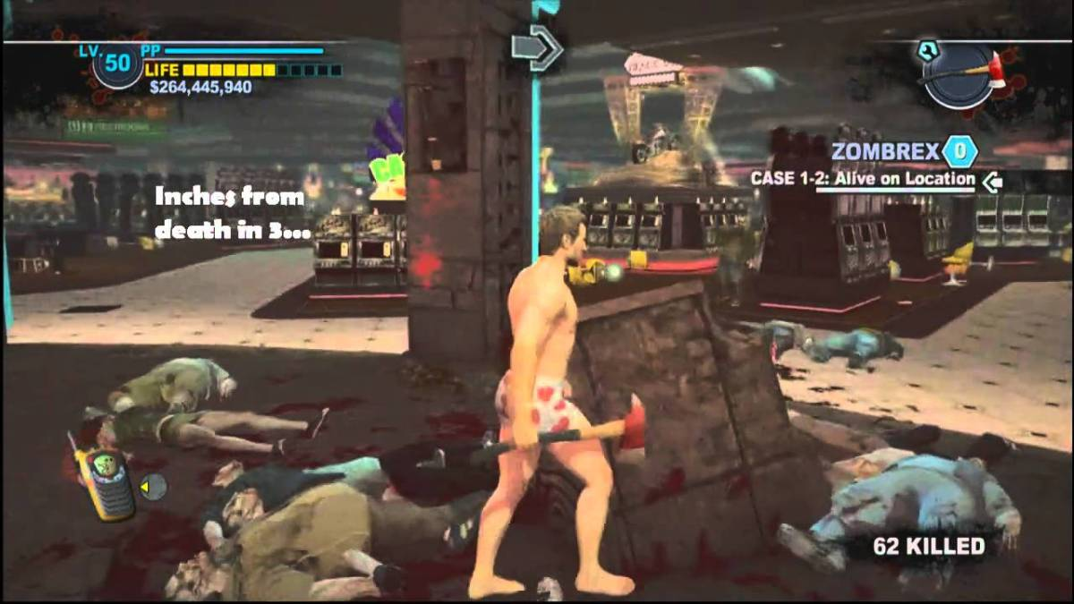 5 Games I Couldn't Finish Deadrising 2 Image