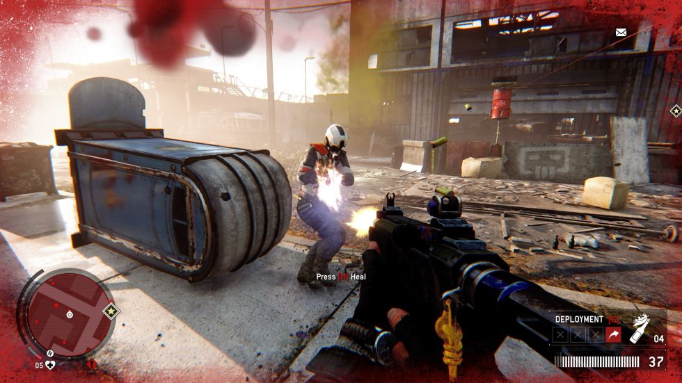 Homefront the Revolution Combat