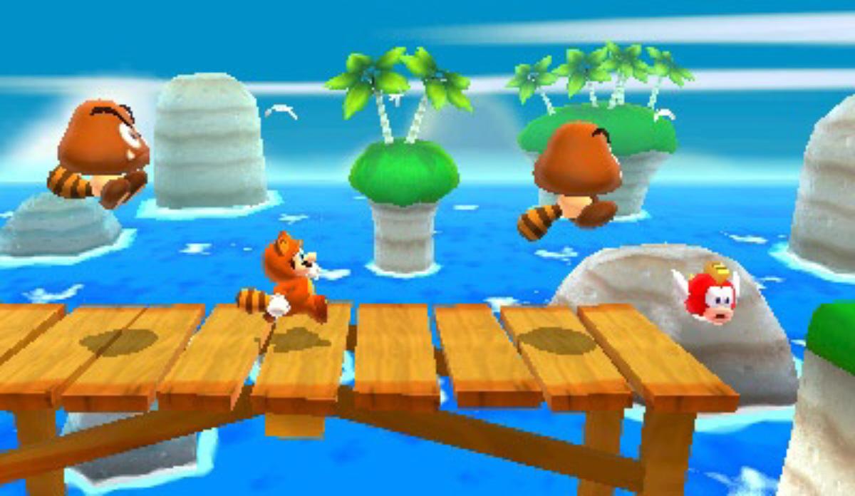 Super Mario 3D Land Review Image 3