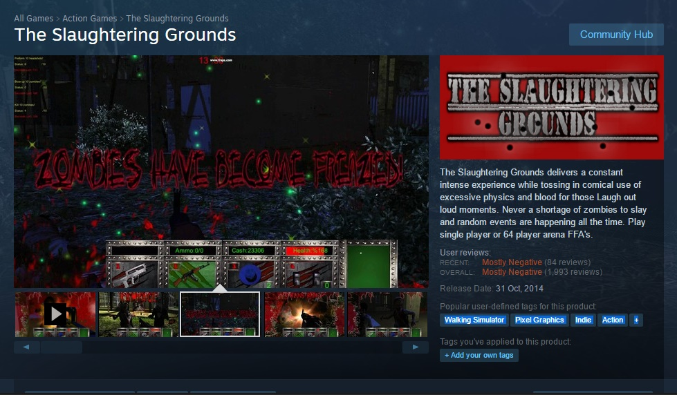 SlaughteringGroundsGreenlight