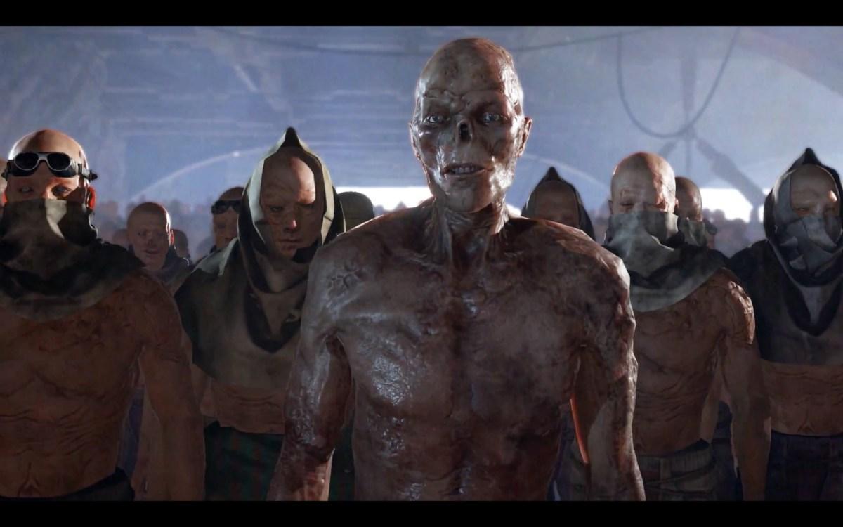 Technomancer mutants