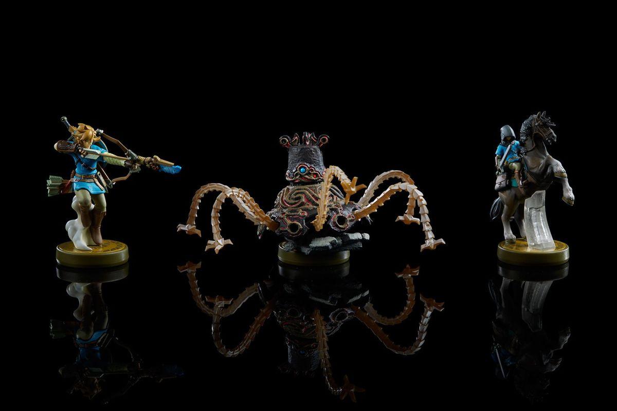 Zelda Amiibos Full Image