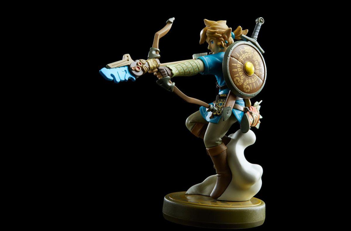 Zelda Archer Amiibo