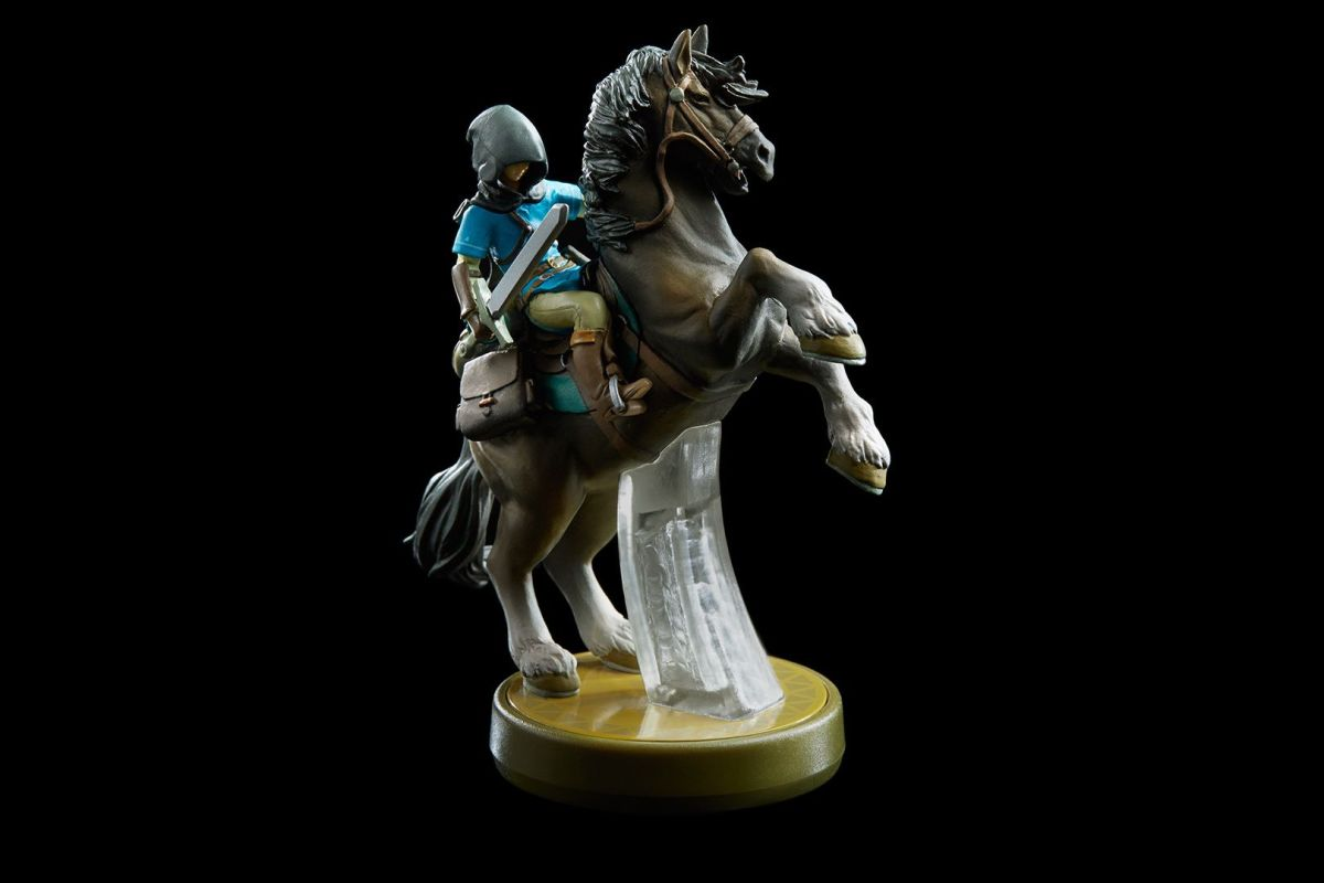 Zelda Rider Amiibo