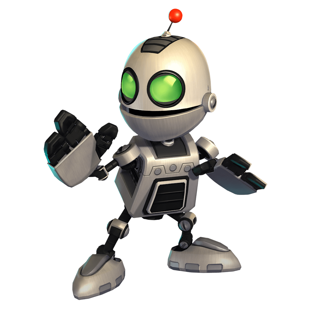 Top 10 Robots Clank Image