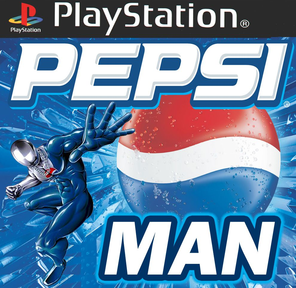 Pepsiman image