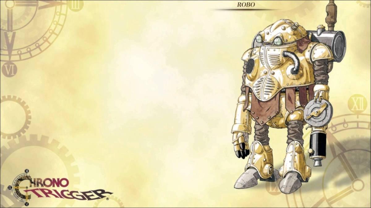 Top 10 Robots Robo Image