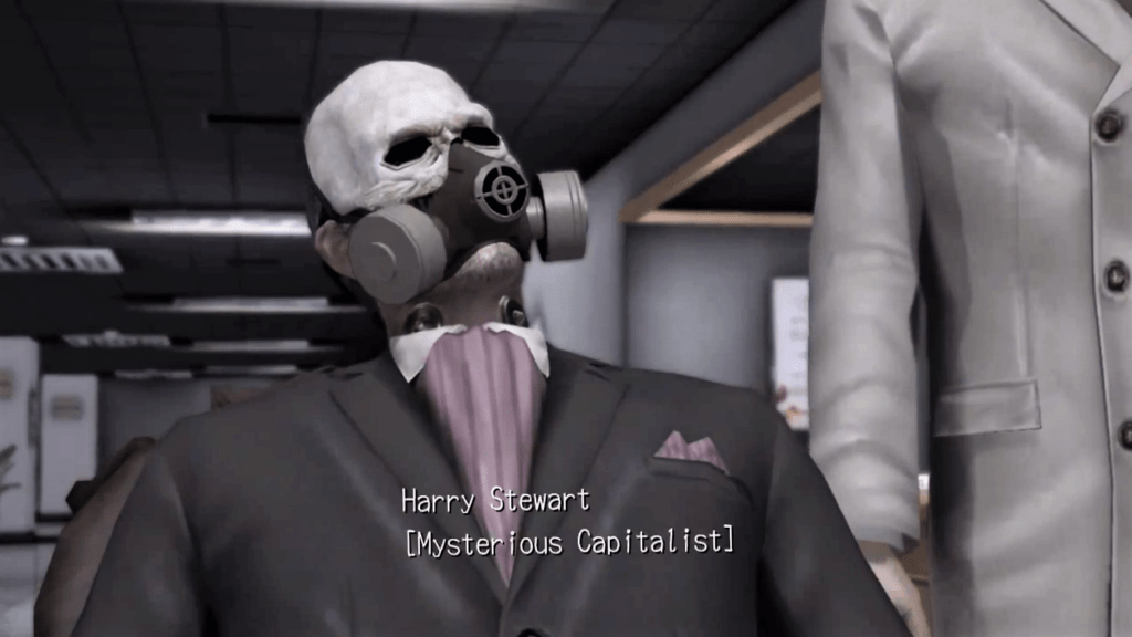 Harry Stewart Deadly Premonition