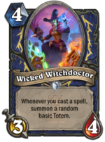 Wicked Witchdoctor